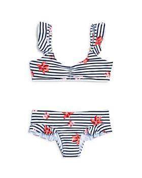 L*Space - Girls' Little Jessa Two-Piece Swimsuit Set - Little Kid, Big Kid