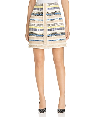 Elie Tahari Skirts JULIETTA TWEED SKIRT