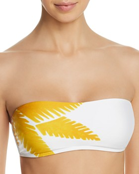ViX - Tamarindo Basic Bandeau Bikini Top & Tamarindo Bela Hot Pant Bikini Bottom
