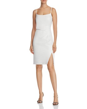 Laundry by Shelli Segal - Ruched Cocktail Dress ... 60225171edaf