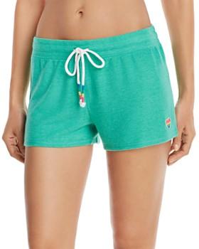 PJ Salvage - Rainbow Trim Jersey Shorts