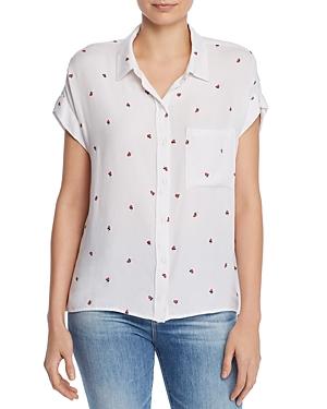 Rails T-shirts WHITNEY PRINTED SHIRT