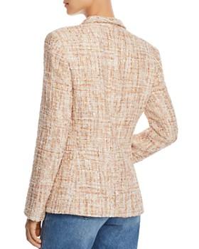 AQUA - Tweed Double-Breasted Blazer - 100% Exclusive