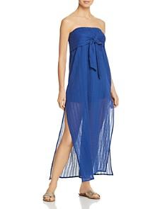 ViX - Tess Strapless Dress Swim Cover-Up