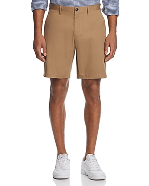 Michael Kors Washed Poplin Classic Fit Shorts