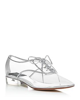 a1565b13d80 MARC JACOBS - Women s Plain-Toe Oxfords ...