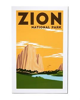 Parks Project - Zion National Park Poster