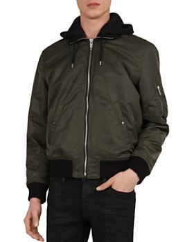 The Kooples - Vintage Bomber Jacket
