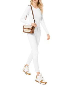 MICHAEL Michael Kors - Sloan Editor Large Canvas Shoulder Bag