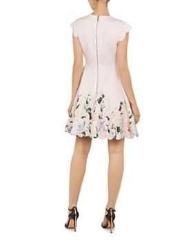 973c863e1a22ec ... Ted Baker - Bridgt Elegance-Print Dress
