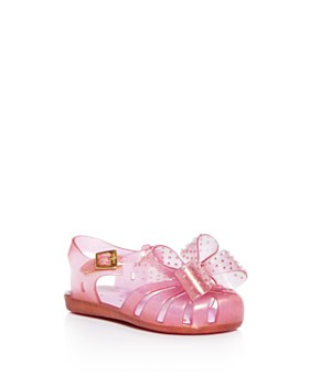 dba403abe23f Mini Melissa - Girls  Mini Aranha XIII Sandals - Walker