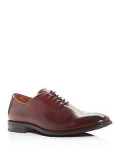 Kenneth Cole - Men's Ticketpod Leather Lace-Up Oxfords
