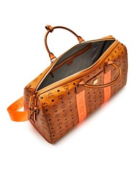 ... MCM - Visetos Traveler Weekender Duffel Bag - 100% Exclusive 14d2dbc9705f3