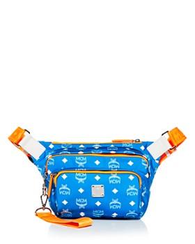 36c2abc352b06 MCM - Men's Resnick Medium Nylon Belt Bag ...