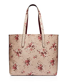 COACH - Highline Floral Print Tote