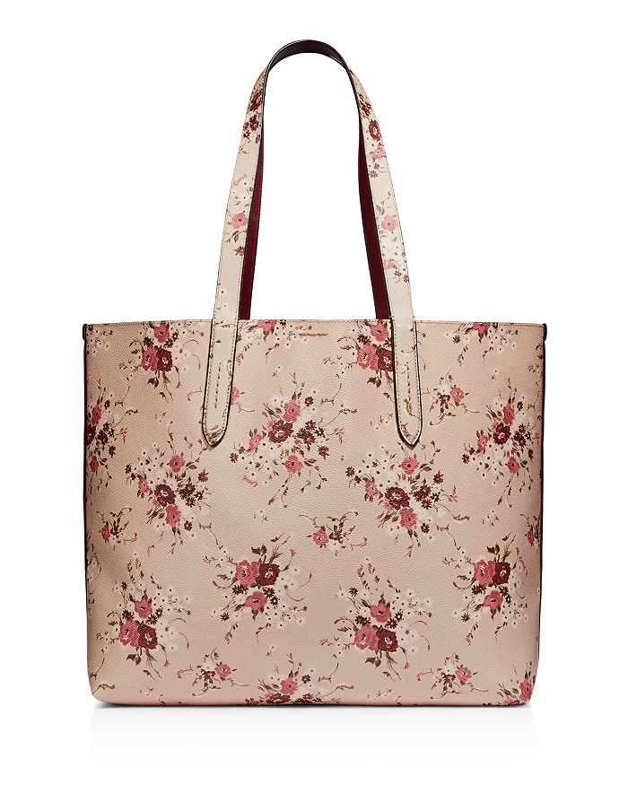 4f1ca984226 COACH Highline Floral Print Tote | Bloomingdale's