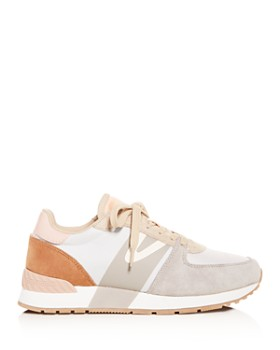 Tretorn - Women's Loyola Color-Block Low-Top Sneakers