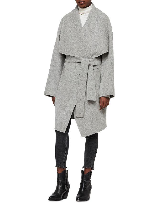 ALLSAINTS - Adalee Wrap Coat
