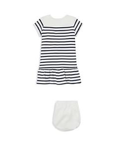 Ralph Lauren - Girls' Jersey Tee Dress & Bloomers Set - Baby