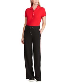 Ralph Lauren - Logo-Button Polo Shirt