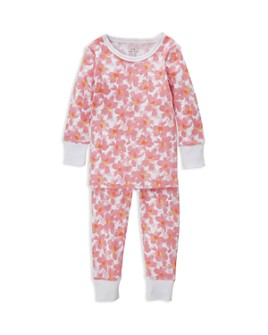 Aden and Anais - Girls' Two-Piece Flower Pajama Set - Little Kid