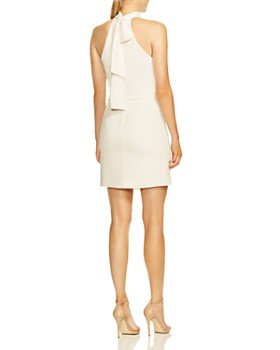 b0e846cff077 ... HALSTON HERITAGE - Mock-Neck Dress