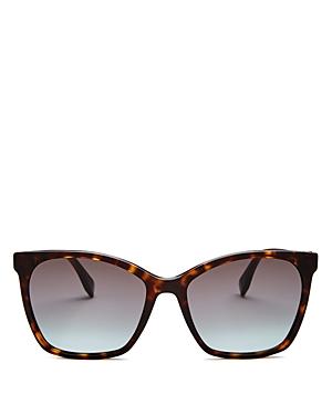 Fendi Women's Square Sunglasses, 57mm