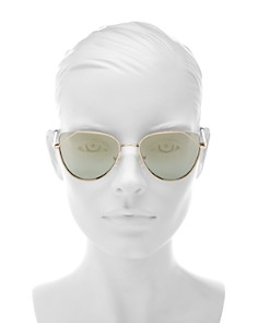 Kendall + Kylie - Women's Cat Eye Sunglasses, 55mm