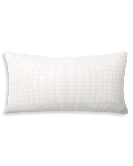 "DKNY - PURE Bricks Decorative Pillow, 11"" x 22"""