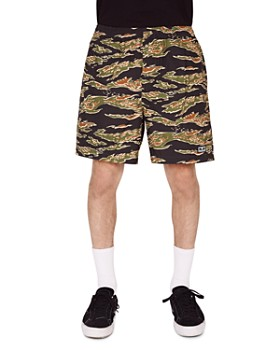 OBEY - Easy Jungle-Print Walk Shorts