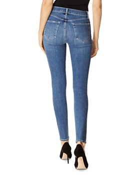 d62a537faa366 ... J Brand - Maria High-Rise Skinny Jeans in Motion