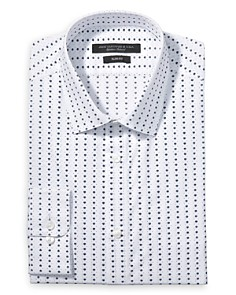 John Varvatos Star USA - Florette Print Slim Fit Dress Shirt