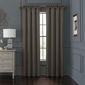 "Waterford - Everett 50"" x 84"" Window Curtain Panel, Pair"