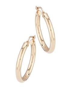Bloomingdale's - Medium Hoop Earrings in 14K Rose Gold - 100% Exclusive