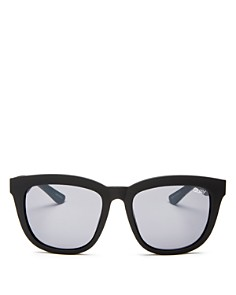 Quay - Women's Zeus Mirrored Square Sunglasses, 54mm