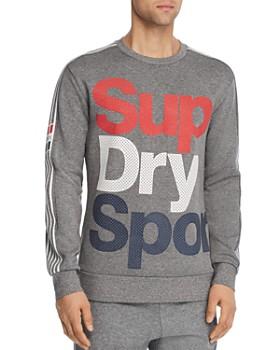 Superdry - Athletico Logo Sweatshirt