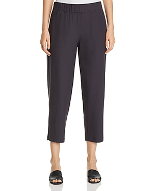 Eileen Fisher Pants STRAIGHT-LEG CROPPED PANTS