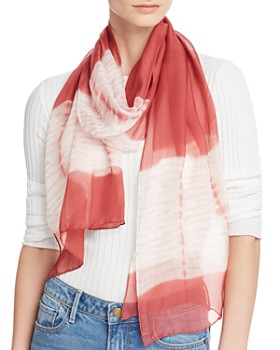Eileen Fisher - Silk Tie-Dye Scarf