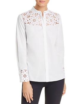 d15a7468a28e37 Elie Tahari Women's Designer Tops, Shirts & Blouses on Sale ...
