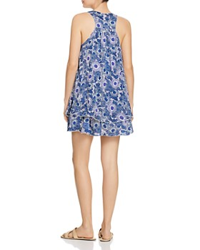 Poupette St. Barth - Jeannette V-Neck Tent Dress