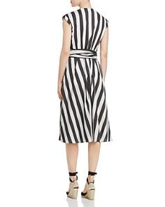 Marella - Carena Striped Wrap Dress