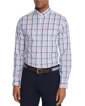 e746ca0a Vineyard Vines - Atala Tattersall Plaid Classic Fit Button-Down Shirt