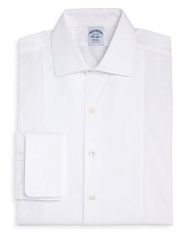 Brooks Brothers - Piqué Bib Classic Fit Tuxedo Shirt