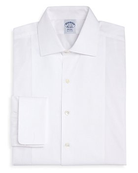 Brooks Brothers - Piqué Bib Classic Fit Tuxedo Shirt