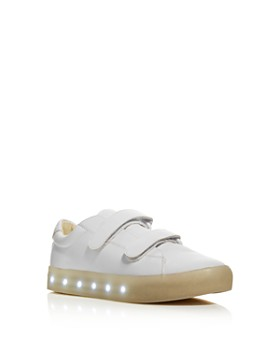 4ca720ab07adb POP SHOES - Unisex St Laurent Light-Up Sneakers - Toddler