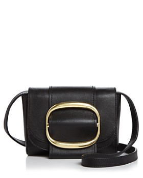 See by Chloé - Hopper Leather Convertible Belt Bag