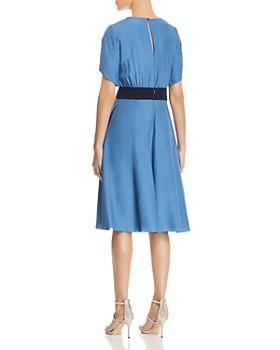 Armani - Draped A-Line Dress