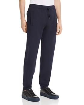 Armani - Jersey Drawstring Jogger Pants