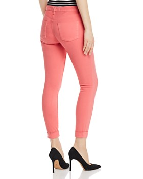 c43f89701c4cc ... J Brand - Alana Sateen Skinny Jeans in Glare - 100% Exclusive
