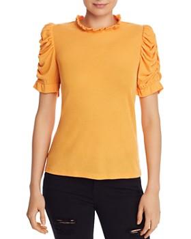 6ee5ecd8fb2abc Women's Designer Tops, Shirts & Blouses on Sale - Bloomingdale's